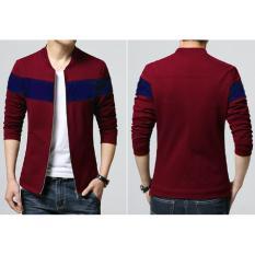Promo Toko Algren Jaket Style Pria Mutsu Merah