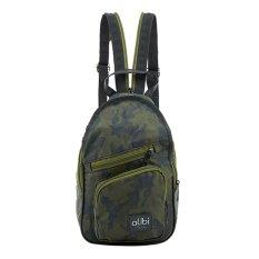 Toko Alibi Paris Cooper Backpacks Hijau Online Di Jawa Barat