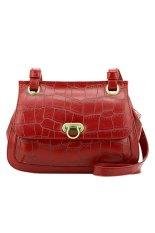 Harga Alibi Paris Yumika Top Handle Bag Merah Branded