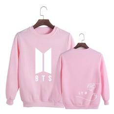 Jual Korea Fashion Bts Bangtan Boys 5Th Album Mencintai Diri Sendiri Katun Leher O Hoodies Pullover Sweatshirt Kemeja Pt617 Pink Intl Branded Original