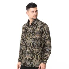 Alisan - Batik Panjang - Hitam