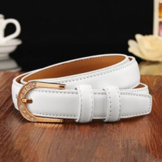 Spesifikasi All Match Widen Women S Belt Pin Buckle Leisure Time Wide Belt Korean Style Fashion Intl Baru