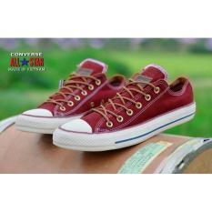 All Star Sepatu Pria Undifeated Original Marun