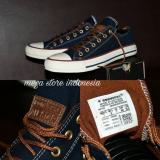 Spesifikasi All Star Sepatu Pria Undifeated Polos Chuck Taylor Pria Wanita Gran Original Paling Bagus