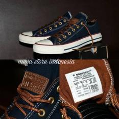 All Star Sepatu Pria Undifeated Polos Chuck Taylor Pria Wanita Gran Original