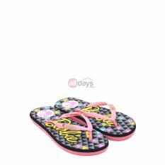 Jual Alldaysmart Ando Sandal Jepit Perempuan Barb 808 Fushia Hitam Size 36 40 Ando