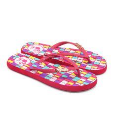 Alldaysmart Ando Sandal Jepit Wanita Barb 807  - Fushia Size 36-40