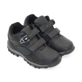 Jual Alldaysmart Ando Sepatu Sekolah Anak Laki Laki Power Lite 01 Velcro Ak Black Size 29 32 Lengkap