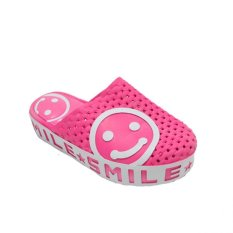 Jual Alldaysmart Sandal Paylon Cewek Keep Smile 1604 314 Peach Alldaysmart Ori