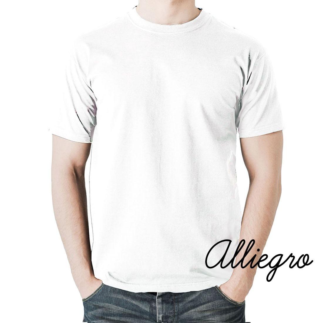 Alliegro Kaos Pria Polos Distro Premium - Kaos Terbaru Keren Murah Tumblr  Tee Dewasa Putih 7538b28a27