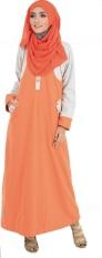 Beli Gamis Alnita Ag 05 Orange Baru