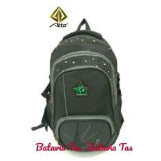 Alto Tas Ransel BAT-04 Abu + Waterproof Raincover