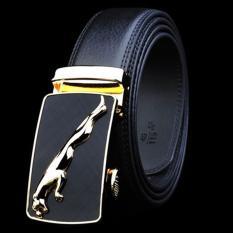 Amart Automatic Buckle Cowhide Leather Men Belt 100Cm 135Cm Luxury Belts Intl Amart Diskon 30