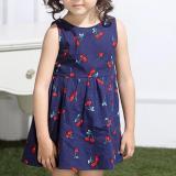 Spesifikasi Amart Lucu Yang Dapat Membuat Orang Yang Melihatnya Tertawa Terbahak Bahak Atau Justru Kesal Karena Merasa Manis Gaun Putri Gaun Katun Bunga Cherry Fashion Anak Cewek Gaun Terbaru