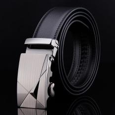 Harga Amart Fashion Pria Belt Automatic Business Leisure Pu Kulit Ikat Pinggang Intl Di Tiongkok