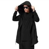 Toko Amart Fashion Mantel Hip Hop Bertudung Pria Lengan Panjang Murah Di Tiongkok