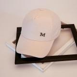 Harga Hemat Amart Fashion Wanita Baseball Hat M Letter Sunscreen Topi Intl