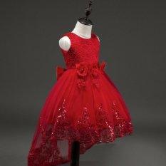 Amart Gaun Anak Rok Putri Tutu Bunga Renda untuk Pesta