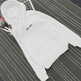 Toko Amart Fashion Korea Women Fleece Letter Harajuku Pullover Motif Yang Kental Hoodies Sweatshirts Internasional Termurah