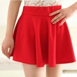 Diskon Besaramart Fashion Korea Wanita Safety Mini Rok High Waist Rok Pendek Intl