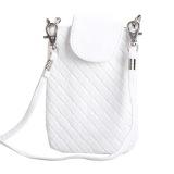 Harga Amart Phone Shoulder Bags Clutch Bag Knitting Bag For Iphone 4S 5 5S Mp3 4 White Intl Baru Murah