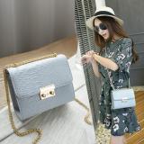 Promo Amart Pu Crocodile Chain Bag Mini Messenger Bags Ladies Shoulder Bag Handbag Satchel Blue Intl Amart Terbaru