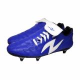 Spesifikasi Amazaki Gigas Blue Bola Sepatu Bola Pul Stud Besi Dan Harganya