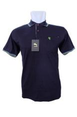 Jual Amazon Kaos Polo Classic Amc Navy Navy Blue Jawa Barat