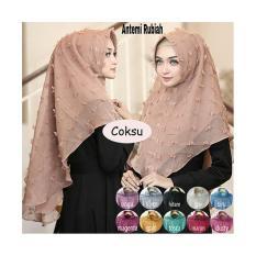 Ameera Hijab Muslim wanita/ Fashion Hijab cewek masa kini/ Hijab banyak warna/ Fashion Cewek Hijab Modis dan Trendy/ Jual Murah Hijab Cantik