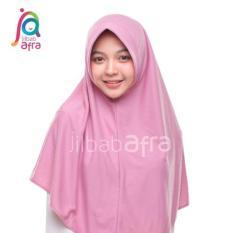 Amira 10 Dusty Pink - Bergo Antem Jilbab Afra