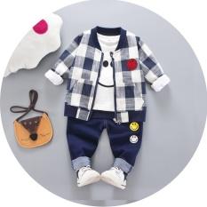 Baru anak laki-laki pakaian jaket (Biru tua) OE427FAAARGHU0ANID-61501869 Taobao