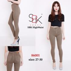 Beli Anami Fashion Celana Jeans Wanita Premium Sbk 86001 Hw Anami Style Asli