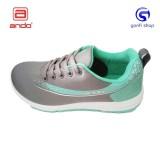 Top 10 Ando Adelline Sepatu Olahraga Wanita Warna Abu Online