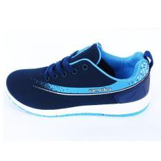 Harga Ando Adelline Sepatu Olahraga Wanita Warna Biru Tua Asli