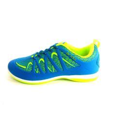 Jual Ando Kimmy Sepatu Olahraga Sepatu Lari Warna Biru Lime Ando Original