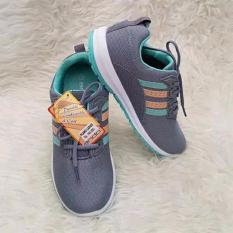 Review Pada Ando Plano Sepatu Olahraga Wanita Warna Abu Tosca