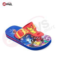 Jual Ando Sandal Jepit Anak Laki Laki Pokemon 803 R Blue Lengkap