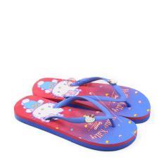 Ulasan Tentang Ando Sandal Jepit Flip Flop Wanita Hk 1701 Blue Fushia Size 36 40
