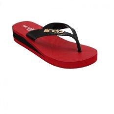 Jual Ando Sandal Jepit Nice Queen Elif Ladies Merah Ando Asli