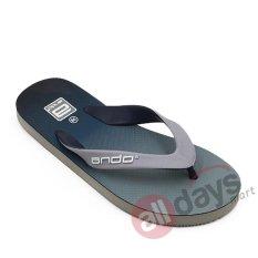 Ando Sandal Jepit Pria Hawaii Spectrum - Abu/Navy