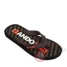 Miliki Segera Ando Sandal Jepit Pria Light 02 Brown