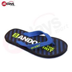 Beli Ando Sandal Jepit Pria Light 02 R Blue Dki Jakarta