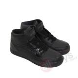 Diskon Ando Sepatu Sekolah Sneakers Vigo P Hitam