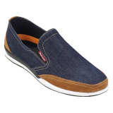 Harga Andretelli Men Lukasz Casual Shoes Navy Andretelli Online