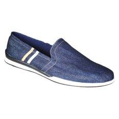 Beli Andretelli Men Ralph Casual Shoes Navy Blue Andretelli Murah