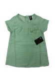 Jual Andri Collection Blouse Girls Woven Green Ori