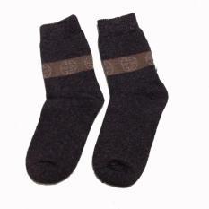 Ulasan Lengkap Anekaimportdotcom Kaos Kaki Wool Musim Dingin Pria Atau Wanita Dewasa Coklat