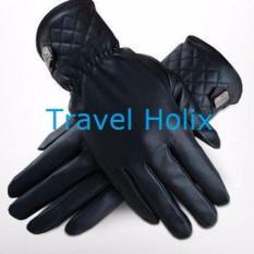 Diskon Anekaimportdotcom Sarung Tangan Musim Dingin Wanita Gloves Winter Women Kode 606 Black Anekaimportdotcom