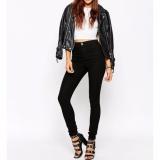 Miliki Segera Anggun Celana Jeans Wanita Hw Premium Harga Murah Hitam