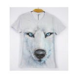 Harga Tema Hewan 3D Menampilkan Seperti Pakaian Laki Laki Mengenakan T Shirt Kasual Lengan Bang Pendek O Leher Pria Pria Atasan Fashion Baju T Shirt Nya Seken